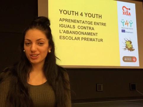 Sobre los motivos del abandono escolar prematuro - Proyecto Erasmus+ Youth 4 Youth