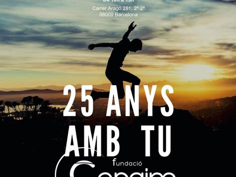 Activitat a 25è Aniversari de Fundació Cepaim