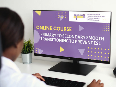 Enrol on our open access online course Primary to Secondary smooth transitioning to prevent ESL