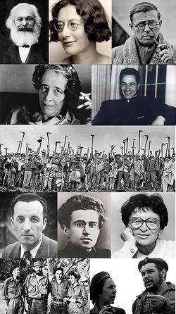 Personas que influenciaron el desarrollo de la educación popular y la IAP.