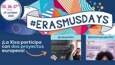 La Xixa participa en #ErasmusDays
