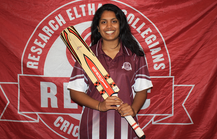 Shania steps up to captain Research Eltham Collegians