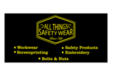 All Things Safety Wear Logo