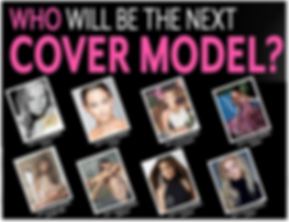 Most Beautiful Cover Models