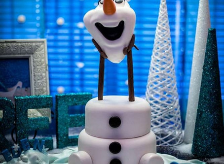 Frozen Inspiration!