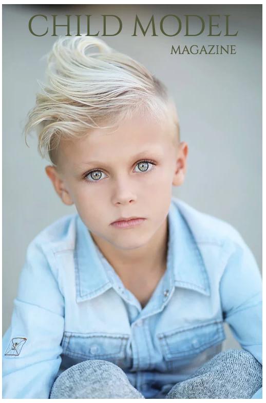 Child Model Magazine - Photo Contests