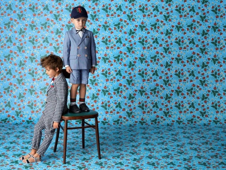 Gucci Kids Collection: Alessandro Michele