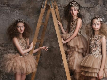 Mischka Aoki (A Luxury Children's Brand)