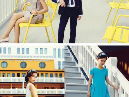 French vs. Italian Fashion (Children's Brands)