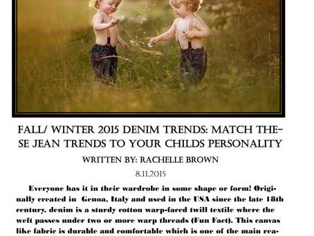 Denim Trend