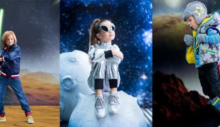 ASPERI  More Intergalactic Children's Fashion!