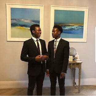 Seyi & Deji Bello