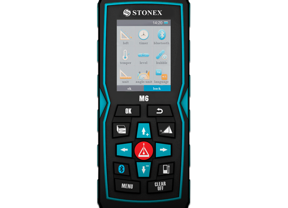 Stonex M6
