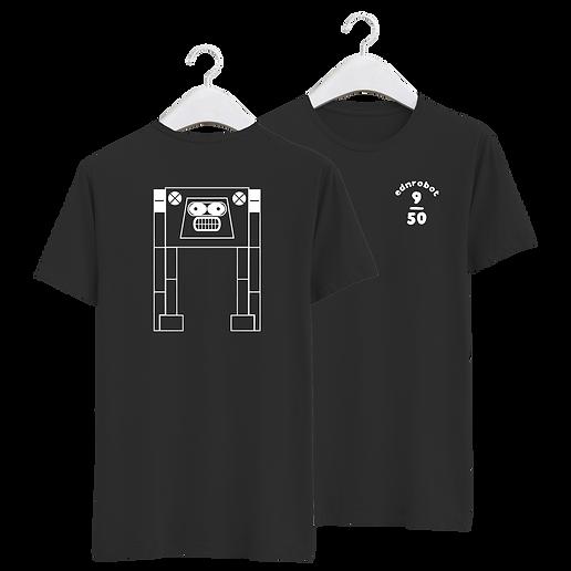 ednrobot_mockup_T-shirt_Front-Back-black