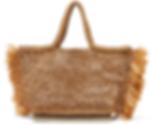 ALTUZARRA  Espadrille large woven tote bag