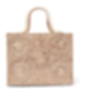 SOPHIE ANDERSON Caba leather-trimmed raffia tote