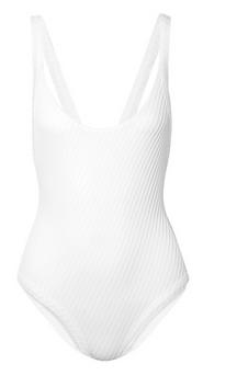 FELLA Archie textured swimsuit