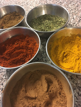 Art with spice