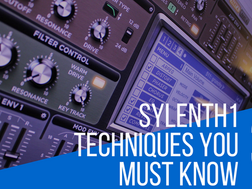 3 Techniques You Must Know For Sylenth1