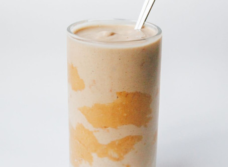 Peanut Butter Thick Shake