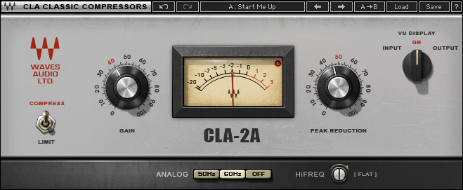 Waves CLA best EDM Compressor