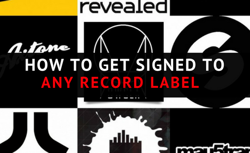How To Get Signed To Revealed Recordings