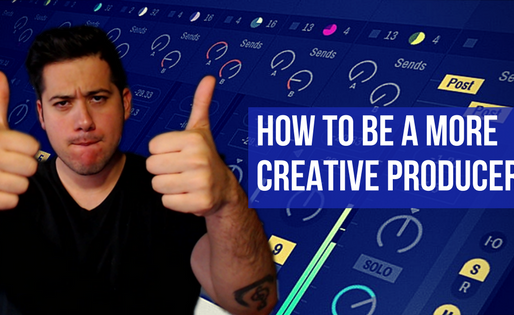 How To Be A More Creative Producer?