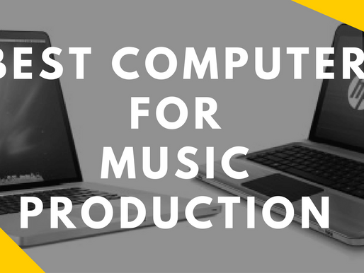 Best Computer For Producing Dance Music | Specifications Guide