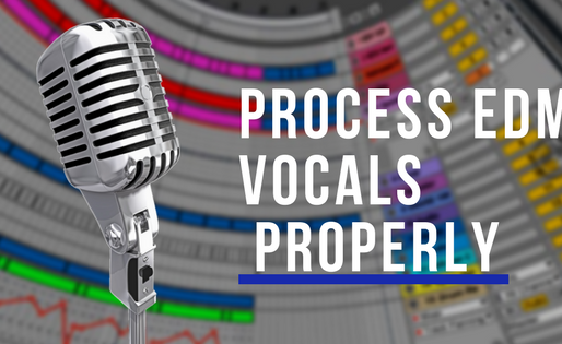 How To Process EDM Vocals