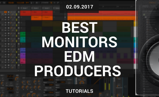 3 Best Monitors For EDM Bedroom Producers