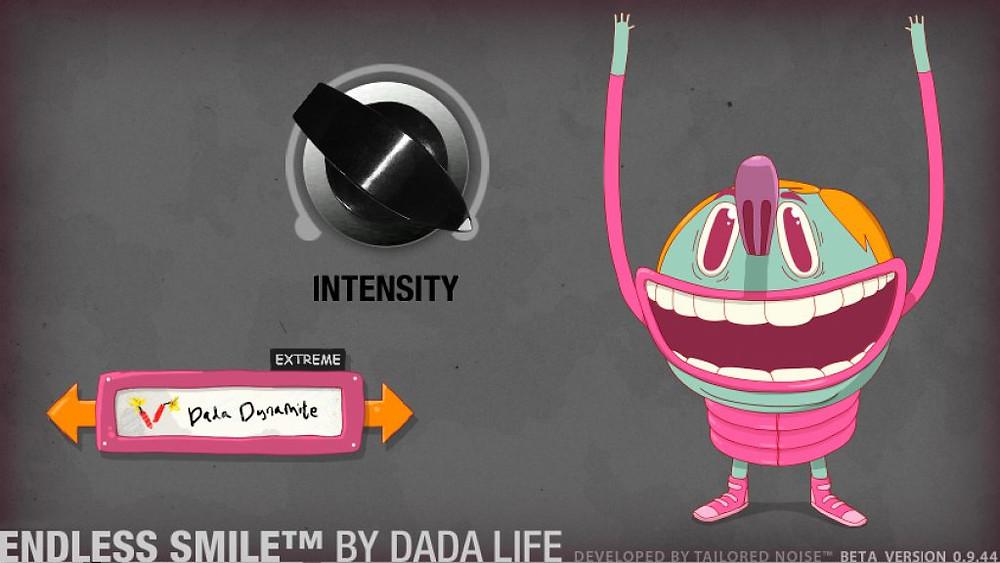 DADA LIFE ENDLESS SMILE