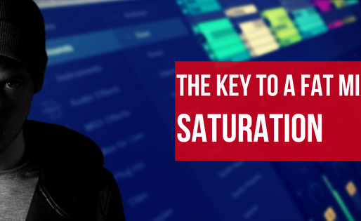 Saturation - The Key To A FAT Mix