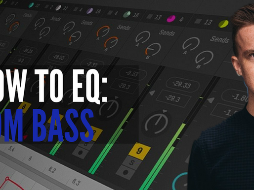 HOW TO EQ: EDM Bass