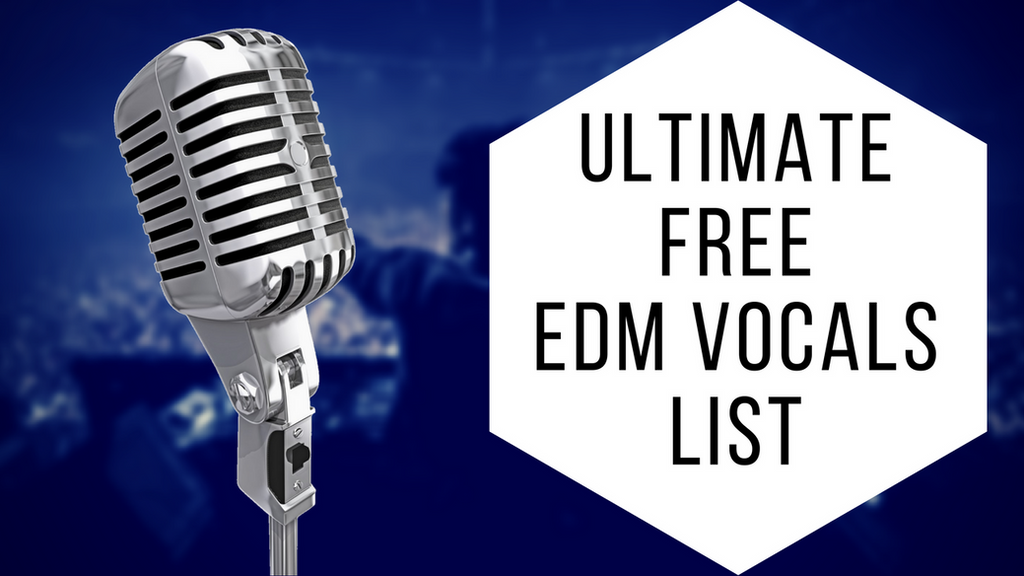 Ultimate Free EDM Samples List