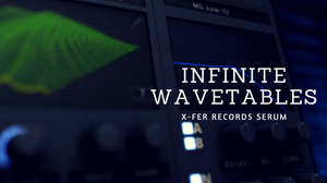 Serum Tips| How To Make Infinite Wavetables