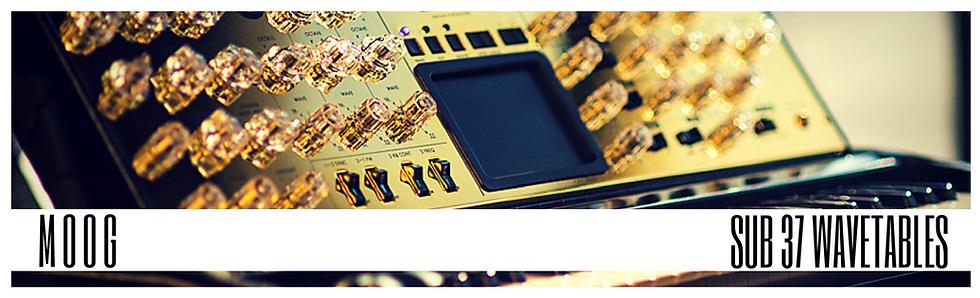 Moog Sub37 Wavetables Serum Free