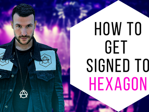 How To Get Signed To Hexagon (Don Diablo Label)