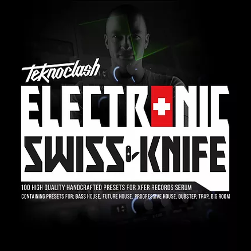 Electronic Swiss Knife Vol 1 For Serum