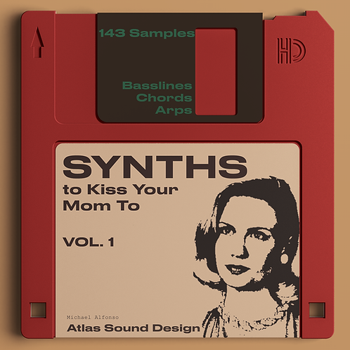 Synths To Kiss Your Mom