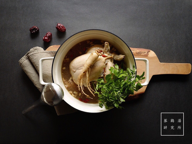 11月13日(水)薬膳参鶏湯ワークショップ~実践篇~