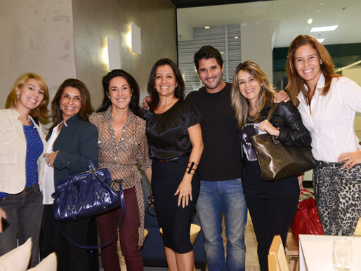 Architects and Interior Designers in the opening of the OVOO