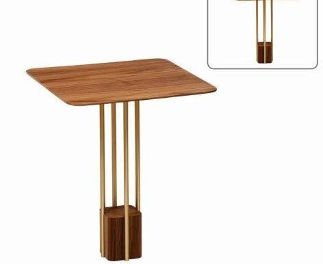 Mesa Lateral Leme / Leme Side Table