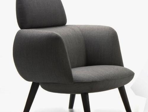 Poltrona Enzo Alta  / Enzo Tall Armchair