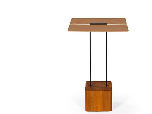 Mesa Lateral Weber / Weber Side Table