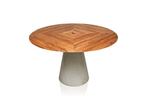 Mesa de Jantar Brutalist / Brutalist Dining Table