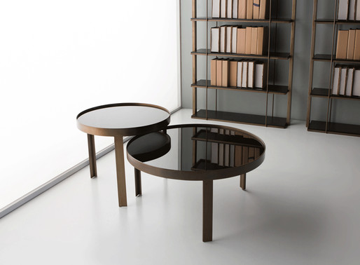 Mesa Lateral Tao / Tao Side Table