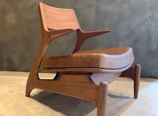 Poltrona Solution  /  Solution Armchair