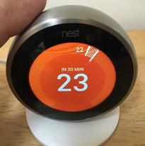 nest heating system