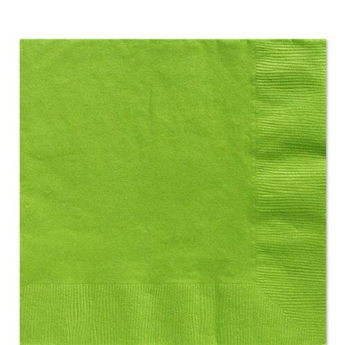 Napkins Lime Green