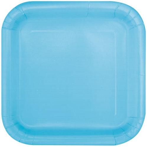 Plates Powder Blue